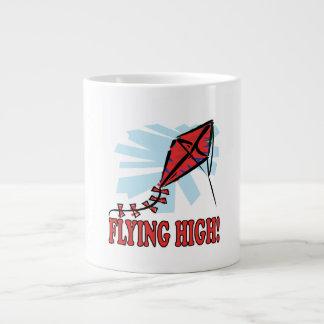 飛んでいるな最高 ジャンボコーヒーマグカップ