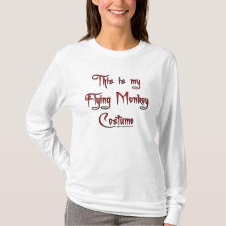 飛んでいるな猿の衣裳 Tシャツ