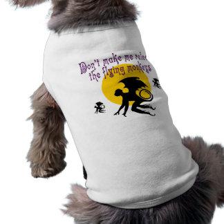 飛んでいるな猿 ペット服