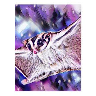飛んでいるな砂糖のグライダー ポストカード