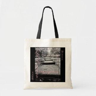 飛石のバッグ トートバッグ
