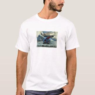 飛行ディーノ Tシャツ
