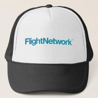 飛行ネットワークのロゴの服装 キャップ