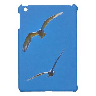 飛行中に iPad MINIカバー