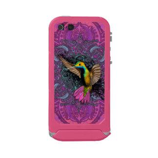 飛行中のハチドリ ウォータープルーフiPhone SE/5/5sケース