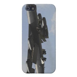 飛行中の米国空軍B-52 Stratofortress iPhone 5 カバー