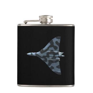 飛行中のVulcanの爆撃機 フラスク