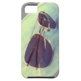 飛行士のガラス iPhone SE/5/5s ケース