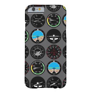 飛行楽器 BARELY THERE iPhone 6 ケース