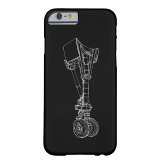 飛行機のランディングギヤーのiPhone 6の場合 iPhone 6 ベアリーゼアケース