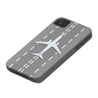 飛行機のヴィンテージFR-13のiphone 4、やっと Case-Mate iPhone 4 ケース