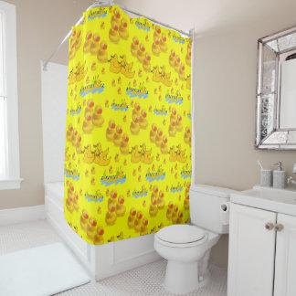飛行機の子供のシャワー・カーテン シャワーカーテン