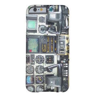 飛行機の操縦室のiPhone 6/6s iPhone 6 ベアリーゼアケース