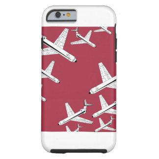 飛行機の箱 iPhone 6 タフケース