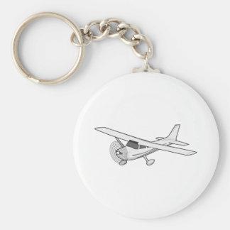 飛行機 キーホルダー