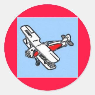 飛行機 ラウンドシール