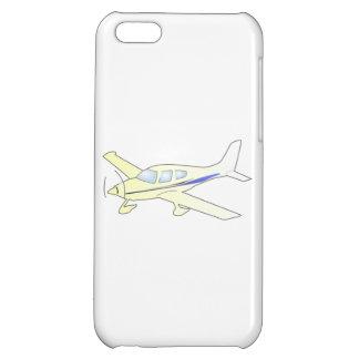飛行機 iPhone 5C カバー