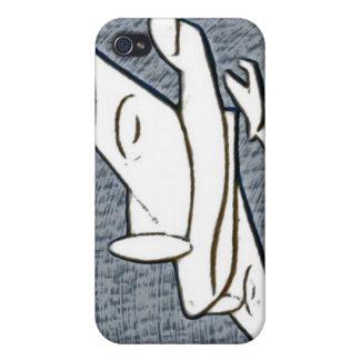 飛行機 iPhone 4/4S ケース
