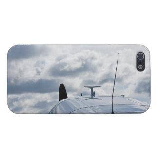 飛行機 iPhone 5 ケース