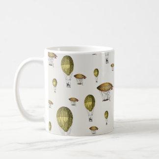 飛行船 コーヒーマグカップ