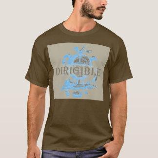 飛行船 Tシャツ