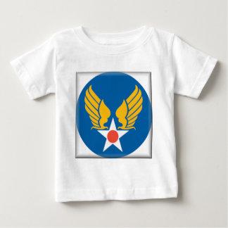 飛行隊の盾 ベビーTシャツ