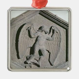 飛行、六角形Daedalusの芸術 メタルオーナメント