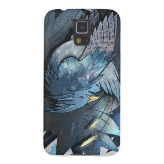飛行Mysterion Galaxy S5 ケース