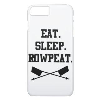 食べて下さい。 睡眠。 RowpeatのiPhone 7のプラスの場合 iPhone 8 Plus/7 Plusケース