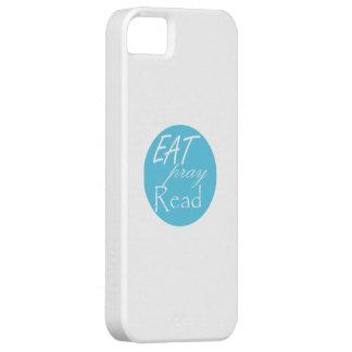 食べて下さい、祈って下さい、読んで下さい iPhone SE/5/5s ケース