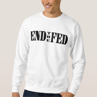 食べ物を与えられたTシャツを終えて下さい スウェットシャツ