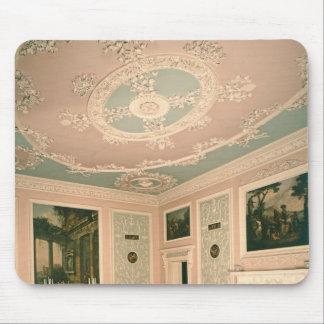 食堂の家具1767年 マウスパッド