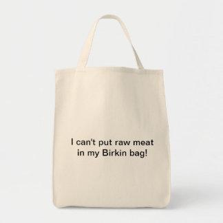 食料雑貨のBirkinのバッグ トートバッグ