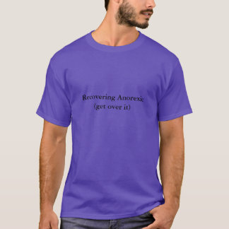 食欲減退回復(それを乗り越えて下さい) Tシャツ
