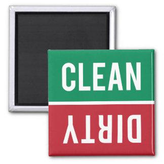 食洗機の磁石は汚れた|を-緑及び赤きれいにします マグネット