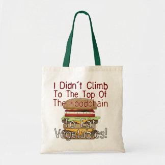 食物連鎖 トートバッグ