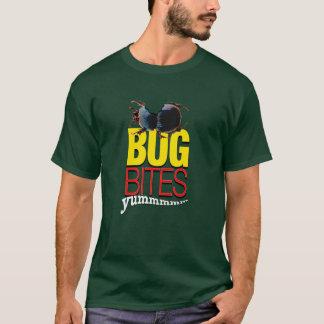 食用の昆虫のTシャツ Tシャツ