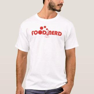食糧おたくのグルメの料理用の料理の食べ物のTシャツ Tシャツ
