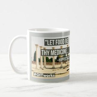 食糧がThy薬があるようにして下さい コーヒーマグカップ