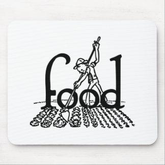 食糧のための耕作 マウスパッド