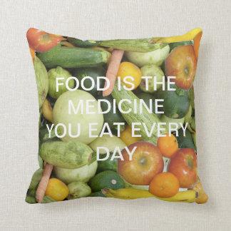 食糧はあなたが毎日食べる薬です クッション