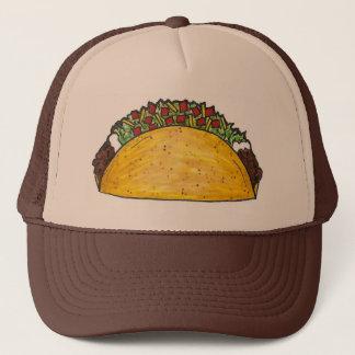 食糧グルメのタコスのタコスのCincoメキシコdeメーヨーの帽子 キャップ