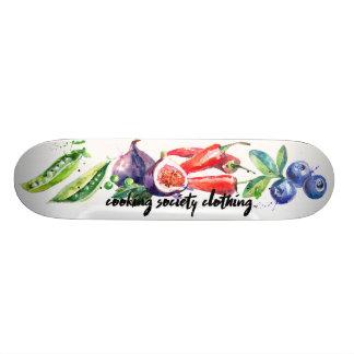 食糧スケートボード スケボーデッキ