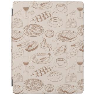 食糧パターン3 2 iPadスマートカバー