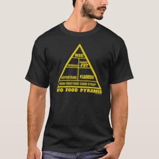 食糧ピラミッド Tシャツ