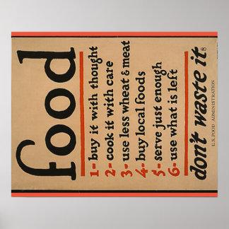 食糧ポスター ポスター