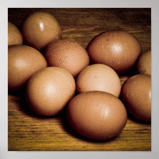 食糧卵 ポスター