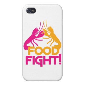 食糧戦い! ロブスターのcrayfish iPhone 4 カバー