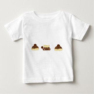 食糧革命 ベビーTシャツ