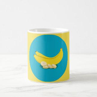 食糧-バナナ コーヒーマグカップ